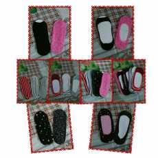 Net Summer socks low cut Pack of six