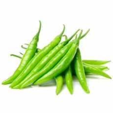 Green Chilli F1 Hybrid (80 Plus Seeds)