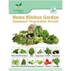 Pack of 12 Summer Vegetables seeds