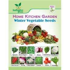 Pack of 12 winter Vegetables seeds