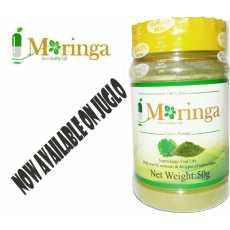 Moringa Oleifera Pure Leaf Extract Powder 50 GRAM * 100% NATURAL Premium...