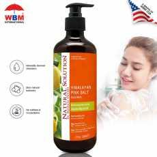 Natural Solution Body Wash, Marula Oil - 500 ml