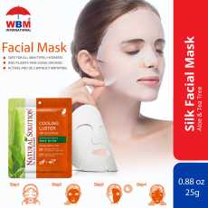 Natural Solution Facial Mask, Oil Control and Pore Refreshing (Cooling...