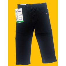 Plain Jeans Pants For Boys Black And Blue Colore 2-14 Year
