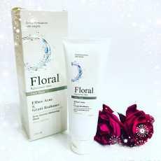 Floral Facewash