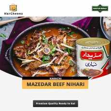 MAZEDAR BEEF NIHARI (KARACHI SPECIAL) - 850GMS