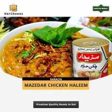 MAZEDAR CHICKEN HALEEM (KARACHI SPECIAL) - 850GMS
