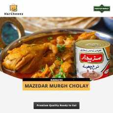 MAZEDAR MURGH CHOLAY (KARACHI SPECIAL) - 850GMS