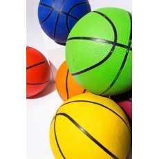 Basket Ball For Kids Multi Color Standard Size
