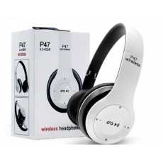 Over The Ear Gaming Wireless Headphones, P47 5.0+EDR Bluetooth Foldable...