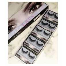 3 Pairs 3D Eye Lashes - High Quality Eyelashes (with free Glue)