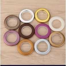Curtain plastic ring Pack of 12 pcs