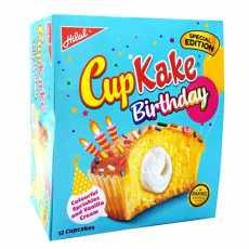 Hilal Cupkake Birthday (Pack of 12)