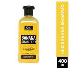 Xpel XHC Banana Hair Nourishing Shampoo 400 ml (UK)