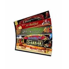 Attar based Mehran Arabian fragrances Mix set 1 pack of 6 Agarbatti (Incense...