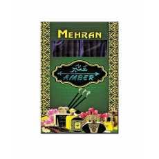Thick Bakhoor incense sticks Mehran  Amber