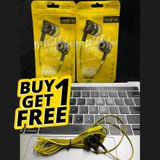(BUY ONE TAKE ONE FREE )Realme_ Buds  plus Earphones With Mic  Surround Sound...