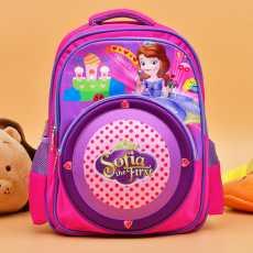 School Bags for Girls- 3D LED Light School Bag for Boys- Class 1 to 6