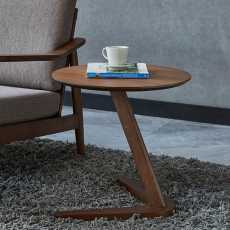 An Adorable Round Coffee Table for Bed-side, sofa-side and living room 50CM H...
