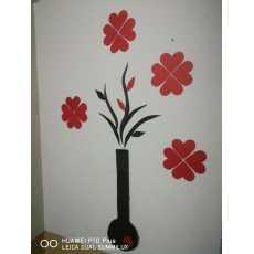 Flowers decore