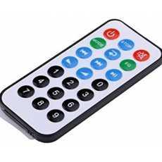 Arduino IR Remote Universal IR Infrared remote Mp3 Car Mp3 Player Remote