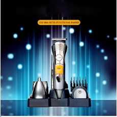 Kemei Men's Electric Shaver 7 In 1 Male Razor Machine Nose Ear Hair Trimmer...
