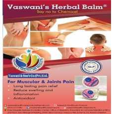 Vaswani's Herbal Balm