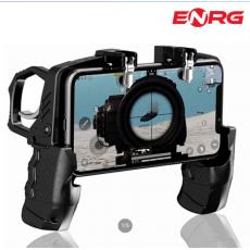 ENRG Mobile Game Controller Trigger Fire Buttons L1R1 Shooter Joystick 4.7-...