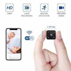 HD Handheld Camera 1080P Wide-angle Infrared Photo Sports Camera Recorder PIR...