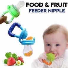 Pacifier/Fresh Fruit Food Baby , Feeding Safe Fruit Feeder