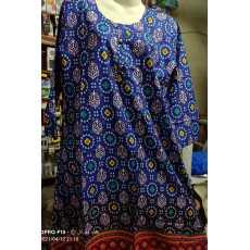 printed lenin shirts/ kurti for girls/ladies/women summer collection