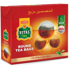 Vital Round Tea 80 Bags