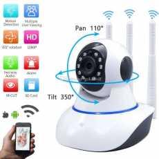 Wireless Wifi IP Camera V380 Smart Navigation on Phone Real-time Output V380...