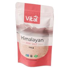 Vital Himalayan Pink Salt Fine Grain - 800g Pouch
