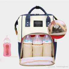 Multifunctional Mummy Maternity Nappy Diapers Bag Large Capacity Baby Bag...
