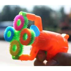 Water Bubbles Gun Automatic toy for kids