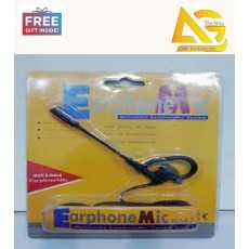 New Generation Earphone Mic System