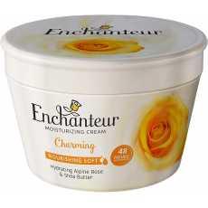 Enchanteor Nourishing Moisturizing Cream - Charming For Soft, Smooth Skin,...