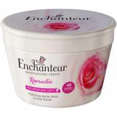 Enchanteor Nourishing Soft Moisturizing Cream - Romantic For Soft, Smooth...