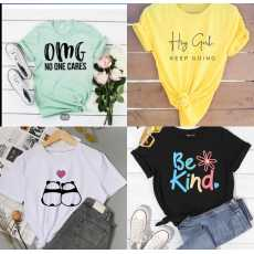 Buy 3 T-shirts and Get 1 Free
