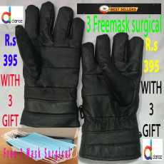 Gloves For Men & Boy Winter Warm Motorcycle Full Finger Gloves Cycling...