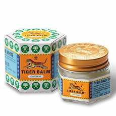Balm White Herbal Muscles Pain Relief 100% Original