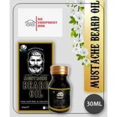 Mustache Beard Oil 100% Natural & Organics 30ml