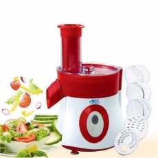 ANEX - Ag 397 - Deluxe Food Chopper & Slicer