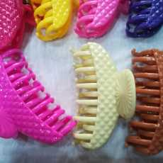 Bundel of 12-Casual Hair Catcher-Big Sized-New style