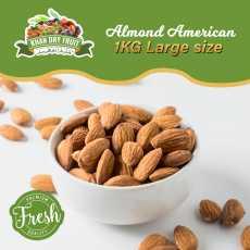 Almond Nuts Large Size 1kg
