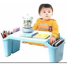 Multi Purpose Small Plastic Table Kids Dinning Table Homework Table Laptop...