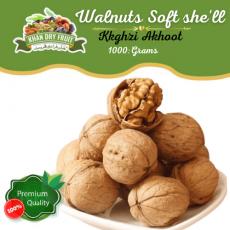 Walnuts Akhroot Kaghzi Soft Shell Premium Quality -1000gm