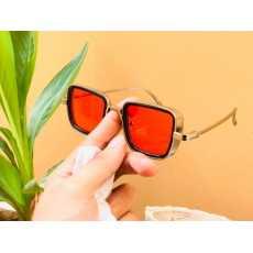 Original Kabir Singh Sunglasses in Metal Frame for Men - Shahid Kapoor UV400...