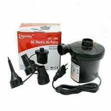 12V Auto 3 Nozzle Gas-fill Air Compressor Electric Air Pump